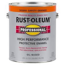 rust oleum stops rust 1 qt burgundy gloss protective enamel paint