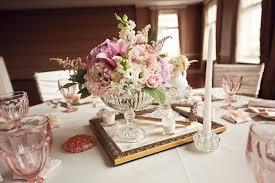 vintage wedding centerpieces antique wedding centerpieces antique themed wedding centerpieces