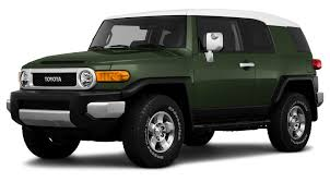 amazon com 2010 toyota fj cruiser reviews images and specs