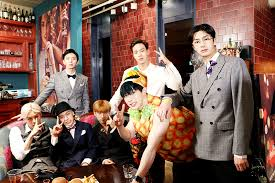 cuisine tv replay k pop ซ บไทย ชวนด วาไรต ส ดฮา monsta x ray2 ep5 การแข งข นส ดฮา