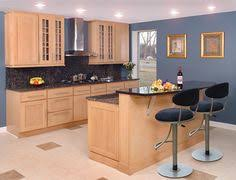 Kitchen Shaker Cabinets by Exquisite Gray Kitchen Features Gray Shaker Cabinets Adorned With