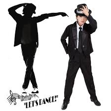 Halloween Costumes Michael Jackson Aliexpress Buy Kids Michael Jackson Costume Cool Boy Dance