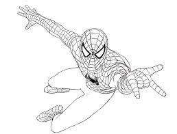 simple spiderman drawing 1000 ideas draw spiderman