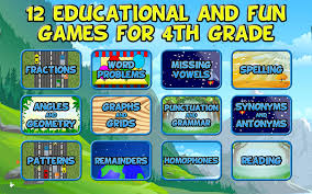 fourth grade learning games android apps on google play