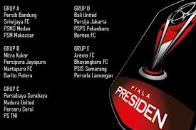 Jadwal Piala Presiden 2018 Lengkap Piala Presiden 2018