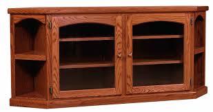 tv stand 60 inch oak corner tv stand crosley 60 inch corner tv