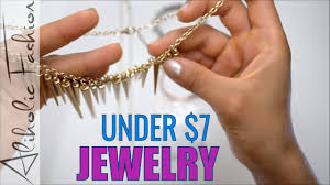 fashion necklace aliexpress images Roundup review aliexpress jewelry vol 1 inexpensive fashion jpg