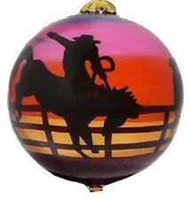 rodeo ornaments ebay