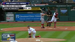Nails Knocked Out Barely Breathing Inside Mlb Star - will roberto perez be indians starting catcher mlb com