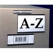 file cabinet label holders magnetic label holders for file cabinets f40 on wow home decorating