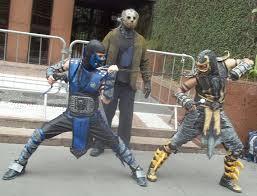 Scorpion Costume Scorpion Cosplay By Douglascorpion On Deviantart