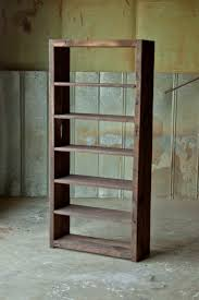 White Wood Bookcases by Fresh Reclaimed Wood Bookcases 47 In Bookcase With Locking Doors
