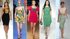 moda donna moda donna primavera freschezza e nuovi trends tendenze