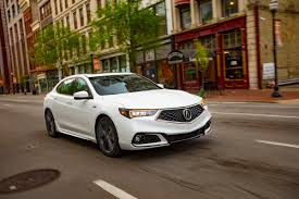 first acura ever made honda expects facelifted 2018 acura tlx to sell better than ever