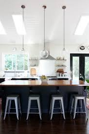 kitchen island as table best 25 black kitchen island ideas on pinterest eclectic