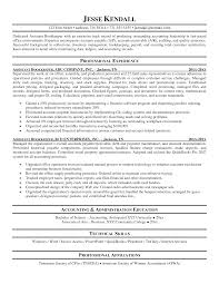 Personal Assistant Sample Resume by Executive Personal Assistant Resume Sample Free Resume Example