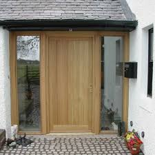 Overstock Exterior Doors Entry Doors With Sidelights Exterior And Wooden Front Side Panels
