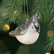 ornaments for bird birds and blooms