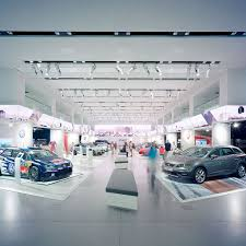 volkswagen germany headquarters volkswagen group forum hall mind the sound