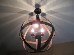 decor ceiling chandelier lights orb light fixture