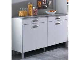 meuble haut cuisine conforama buffet conforama cuisine buffet de cuisine odemia coloris taupe chez