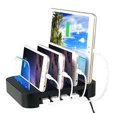 Electronic Charging Station Desk Organizer Electronic Charging Station China Unique Design Multi Usb Charger