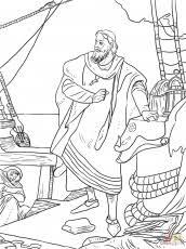 100 ideas free printable coloring pages of the nina pinta santa