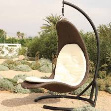 Outdoor Hanging Lounge Chair Pod Outdoor Furniture