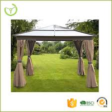 Gazebos With Hard Tops by Gazebo Gazebo Suppliers And Manufacturers At Alibaba Com