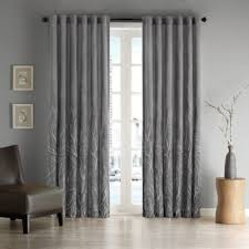 buy charcoal curtains from bed bath u0026 beyond