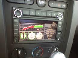 mustang navigation 2007 mustang navigation system same as f150 the mustang source