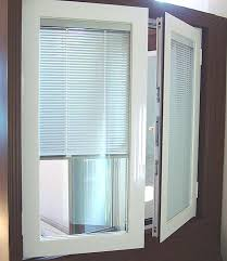 blinds behind french door handle full size of glorious in built
