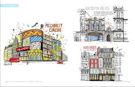 all the buildings in london that i u0027ve drawn so far james