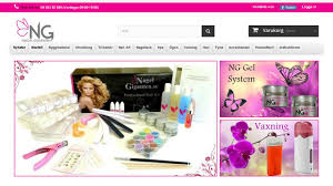 live sites in beauty and health u003e nail supplies oscommerce