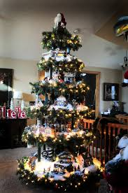 a village in your christmas tree 15 beautiful examples tutorial