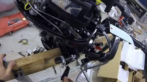 outboard motor grease points zerk fittings youtube