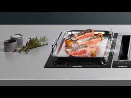 hotte de cuisine siemens comment installer la hotte de plan de travail modulair system de