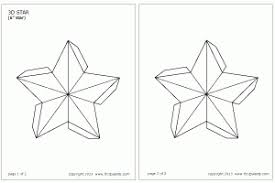 3d ornament templates template idea
