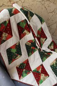 93 best quilted christmas tree skirts images on pinterest