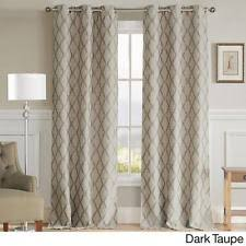 Duck River Window Curtains Duck River Kyra Blackout365 Grommet Window Curtain Panel Pair