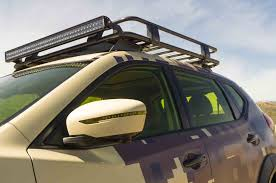 Nissan Rogue Tent - 2017 nissan rogue trail warrior project coming to new york motor