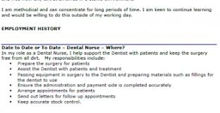 Sample Resume Nurses by Sample Cv For Nurses In Uk