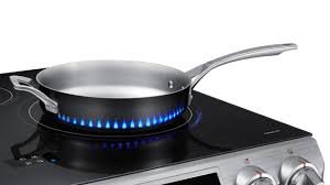 fake flames tell you when samsung u0027s induction stove gets co