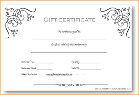 Ms Word Gift Certificate Template gift formatted certificate templates certificate templates