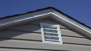 outdoor square white attic vent different types of attic vents