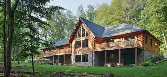6 keys to get the perfect log home design for you