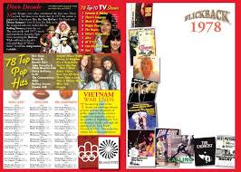 1978 flickback dvd video greeting card 39th birthday or
