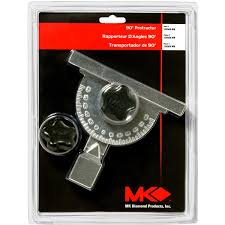 Adjustable Protractor for MK Tile Saws Contractors Direct