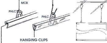 poster clips hang ups unlimited poster holders spline sign hanging kits