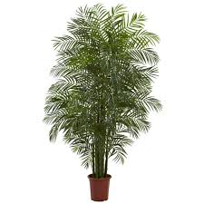 6 foot artificial areca palm tree potted 5002